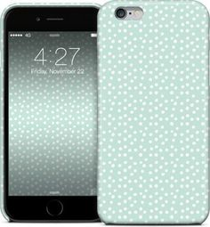 Dots iPhone 6 Case in Dot iPhone 5 Case Turquiose iPhone Cover 4 Handmade Hard Case Cover Eco Friendly Accessories #iPhone6 #Case #Abstract #Painting #iPodtouch5 #Case #Sea #Ocean #Shades #of #Blue #Handmade #HardCase #CoveriPod #Case #print3d #UkraineCase #Bestprice #CasePrint #CaseofUkraine #marblecase  #Space #Bestcase #FlowerCase