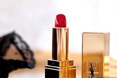Rouge Pur Couture Yves Saint Laurent.  Sur mon blog beauté, Needs and Moods, découvrez mes impressions au sujet de ce rouge légendaire: http://www.needsandmoods.com/paris-yves-saint-laurent/  #YvesSaintLaurent #YSL #YSLBeauty #RougePurCouture #maquillage #makeup #lipstick #Rouge #Lèvres #Blog #Beaute #Beauté #BlogBeauté #BeautyBlog #BeautyBlogger #BBlog #BBlogger @ysl_beauty