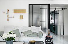 Hauvette & Madani architectes - Projet Peterhof Paris