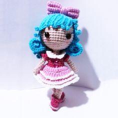 Amigurumi - Doll Collection - Tiny crochet doll - Free Pattern