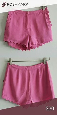 Pink shorts Cute for summer Lush Shorts