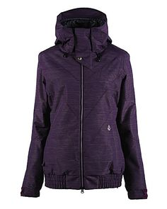 a11dd66e33e8 This season life insulated women s Volcom snowboard jacket. Bought it  yesterday at Surfside for  259