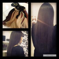 Want long hair now you can ... fab extensions