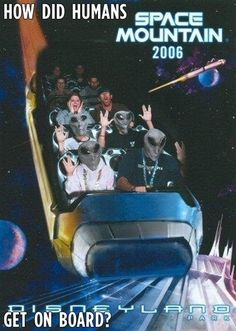 Community Post: 12 Sneaky Staged Roller Coaster Photos