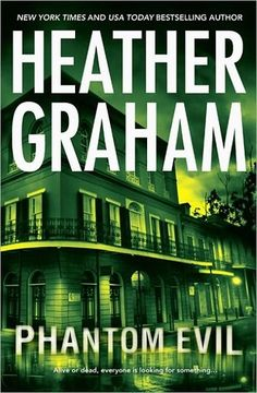 Phantom Evil (Krewe of Hunters, #1) by Heather Graham