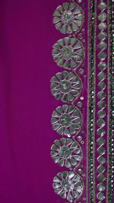 #saree #embroidery #gotawork #india #craft