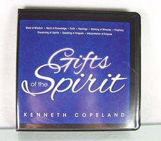 NEW!~KENNETH COPELAND CHRISTIAN MINISTRIES~GIFTS OF THE SPIRIT~6 pc AUDIO CD SET