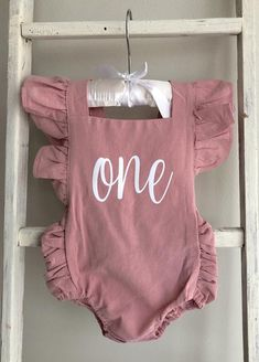 Your place to buy and sell all things handmade Blush First Birthday Outfit // Baby Girl First Birthday Outfit First Birthday Gifts, Girl First Birthday, Baby Birthday, First Birthdays, Birthday Ideas, Birthday Photos, Birthday Cakes, First Girl, Baby Girl Birthday Outfit