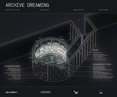 Archive Dreaming on Behance