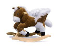Incheiem saptamana cu o jucarie pe care copiii o vor adora. Calutul balansoar Mykids Pony reprezinta unul dintre cele mai frumoase cadouri pentru cei mici si este recomadat copiilor intre 6 luni – 5 ani. Comanda online, acum, la pretul de: 215 RON! #magazinulmamicilor #blansoar #baby http://goo.gl/iWhJuy