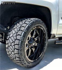 Yukon Truck, Nitto Ridge Grappler, 2017 Chevrolet Silverado 1500, Trucks, Kit, Truck