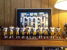 The 2005 Super Bowl XL Championship Team set Super Bowl Xl, Danbury Mint, Seahawks, Pittsburgh Steelers, Penguins, Man Cave, Pirates, Action Figures, Have Fun