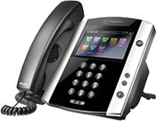 Awesome high resolution color touch screen. This VoIP desk phone from Polycom comes with some pretty cool (and really functional) features. More about the Polycom VVX VoIP phone at http://www.touchtone.net/business-phone-service-VoIP-phones.html #VoIP #Polycom #VoIPPhones