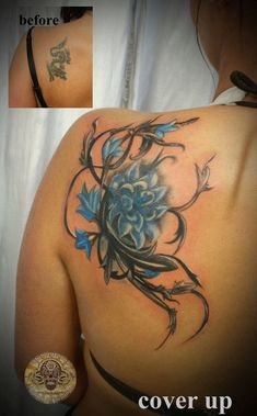 Dragon Tattoo Cover Up Ideas Introduction to Tattoo Cover Up Ideas