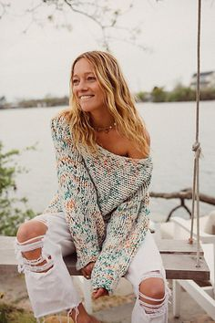 Confetti Pullover by Free People