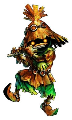 Skull Kid - Ocarina of Time
