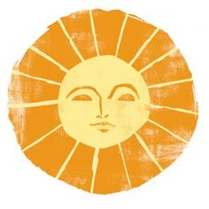 alley cats and drifters: the Sun alley cats and drifters: the Sun - YOGA IDEAS Sonne Illustration, Alley Cat, Sun Art, Hippie Art, Mellow Yellow, Animal Tattoos, Stars And Moon, Sun Moon, Animal Design