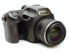 写真で見るPentax 645z 装備満載の革新的中判デジタル