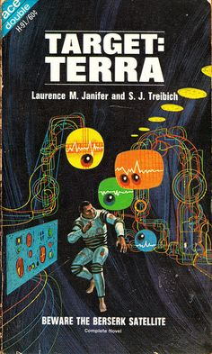 "Target: Terra by Vintage Cool 2, via Flickr *** For The Sci Fi Lovers Be Sure to check out Nathan Walsh's Dark Science Fiction Novel, ""Pursuit of the Zodiacs."" - will be Available soon At: PursuitoftheZodiacs.com ***"