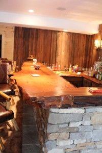 love the wood countertop