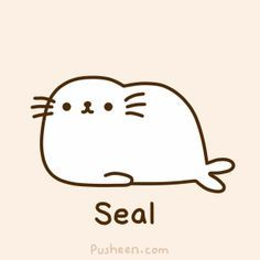 cute cartoon seals - Google Search