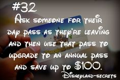 Disneyland Secrets #32. Is it just me or does anyone else think that might not work? Lucy xxx