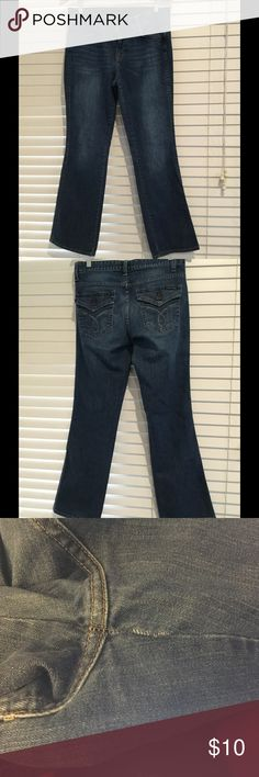 """💯 Calvin Klein Jeans Authentic Calvin Klein blue jeans. Seam between the crutch is unraveling a little, see picture. 98% cotton and 2% elastane. Waist is approximately 16"""" and inseam is approximately 32"""". Size 10x32 Calvin Klein Jeans Jeans"""