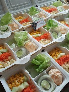 My salad... find me @dietsehatbali