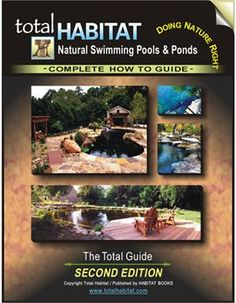 Book on how to build a natural swimming pool/pond