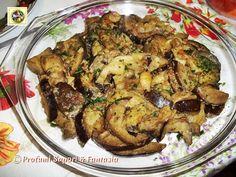 Melanzane trifolate ricetta contorno  Blog Profumi Sapori & Fantasia