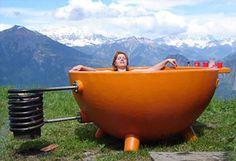 portable hot tub!!!