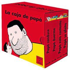 """""""La caja de papá"""" - Alain Le Saux (Corimbo) #padres #papas"""