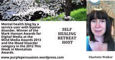 Self Healing Retreat Bipolar Awareness, Mental Health Awareness, Self Exploration, Mental Health Matters, Hopes And Dreams, Bipolar Disorder, Self Healing, Digital Media, Disorders