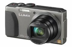Panasonic DMC-TZ40 Compact Digital Camera 18.1: Amazon.co.uk: £215