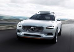 2014 Volvo XC Coupe Concept wallpaper #3