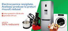 Electrocasnice Resigilate la eMAG – Cele Mai Bune Oferte Mai, Home Appliances, House Appliances, Appliances