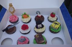 Once Upon a Time Cupcakes