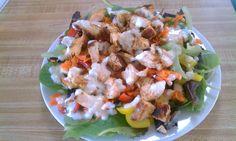 Chicken Chop Salad