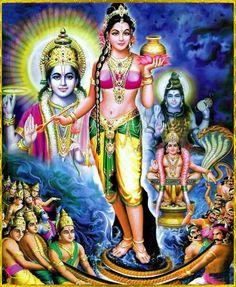 Female Avatar: Ayyappa(Ayya - Narayan + Appa - Shiva) communal harmony has…