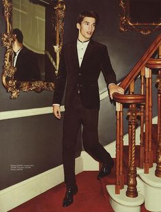 Party Prince, Joseph Quigley for H & M promotion