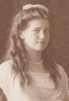 Grand Duchess Maria Nikolaevna, possibly the most beautiful royal to ever be photographed
