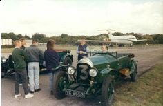 I went on the Brocklands track in one of these in these 1990s