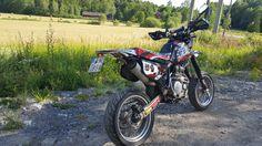 Xr600 supermoto super moto supermotard motard