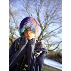 Emo, Goth, Pierced Guys ❤ liked on Polyvore featuring accessories, people, boys, hair and cute guys