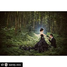 #Repost @sandy.vics with @repostapp ・・・ Bali Prewedding Destination . Photo for @marble.photo  Brushed by @novie_ong_beautystylist Gown by @hermansaharagown . #love #prewedding #wedding #marblephotography #weddingphotographer #surabayaweddingphotographer #soloweddingphotographer #instagram #instalike #instafollow #instaphoto #instawedding #romantic #elegant #black #forest #bali #balibibble #explorebali  info@marblephoto.id