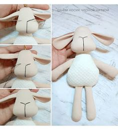 1 million+ Stunning Free Images to Use Anywhere Baby Crafts, Felt Crafts, Fabric Crafts, Sewing Crafts, Sewing Projects, Sewing Stuffed Animals, Stuffed Animal Patterns, Animal Sewing Patterns, Doll Patterns