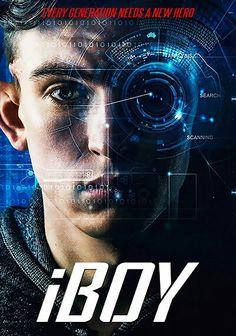 iBOY movie 2017 Bill Milner and Maisie Williams