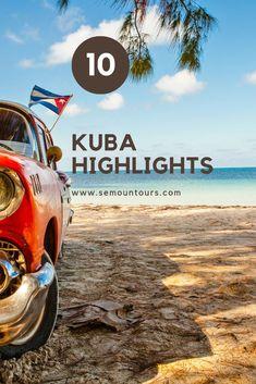 Hier bekommt ihr einige Highlights, die man auf Kuba sehen oder machen sollte. Trinidad, Travel Around The World, Around The Worlds, Vinales, Highlights, Varadero, Maybe One Day, Travel Alone, Travel Goals