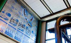 da Vinci's Dream by Maria Emilia. Located in the #USF Campus Recreation Center.