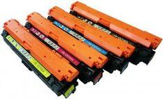 Refill Toner Hp CE740A-CE741A-CE742A-CE743A
